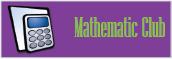 Mathematic Club