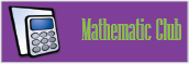 Mathematic Club